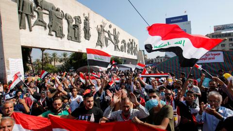 More Iraqis go missing amid government crackdown on protesters