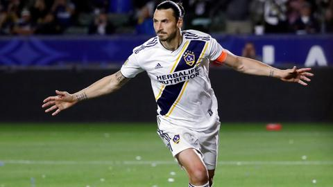 Zlatan Ibrahimovic to leave LA Galaxy