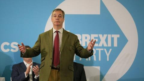 Brexit Party rejects tactical voting pact with Conservatives
