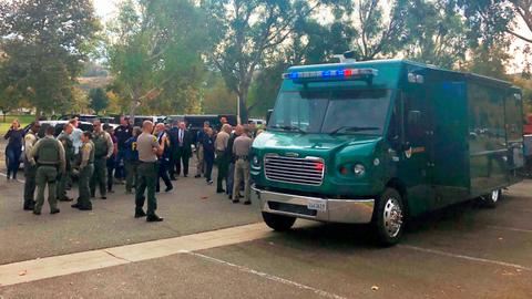 At least two dead in California school attack, assailant shoots self