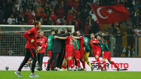 Turkey, France and Czech Republic qualify for Euro 2020