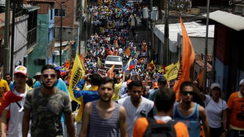 Fear of a possible coup grows in Venezuela
