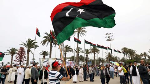 The arms embargo on Libya is a spectacular failure