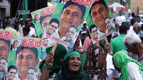 What will Sri Lankans be voting on in this election?