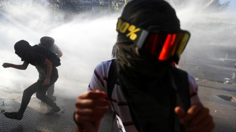 Chileans to vote on new constitution in response to protests