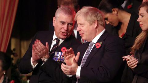 Pressure increases on Prince Andrew as he steps down from official duties