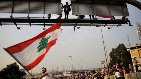 Lebanon protesters angered by new PM pick