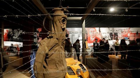 Prague museum displays totalitarian-era surveillance tech