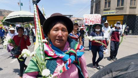 Bolivia crisis could 'spin out of control' – UN