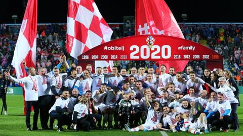 Football: Euro 2020 takes shape as Netherlands, Germany and Croatia qualify