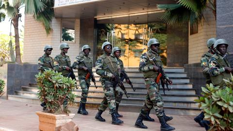 Burkina Faso army kills 32 'terrorists'