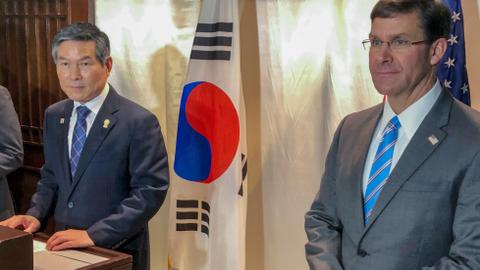 US, South Korea postpone joint drills in 'act of goodwill'