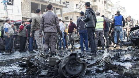 Turkey arrests YPG/PKK terrorist of deadly Syria bomb attack