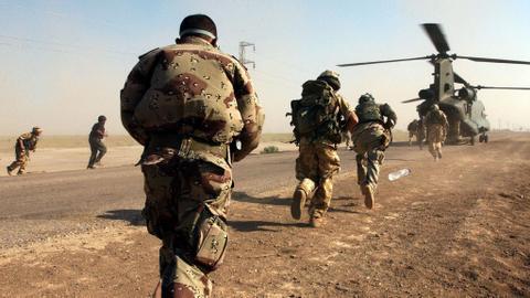 International Criminal Court probing the UK for possible war crimes