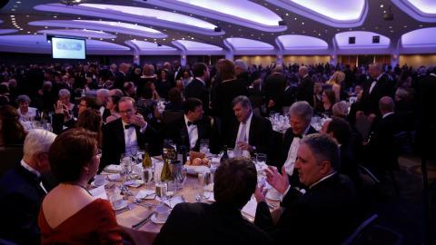 Trump skips White House correspondents' dinner