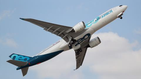 Airbus nails $30B in new plane orders