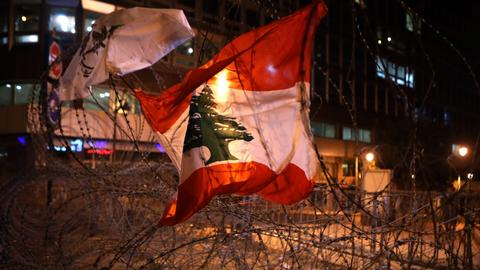 Lebanon deploys security forces in Beirut before parliamentary session