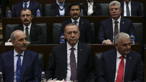 Turkey to look elsewhere if F-35 dispute continues – Erdogan