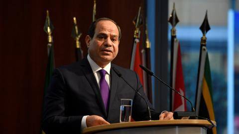 Analysis: Egypt's record on human rights and the media speaks for itself