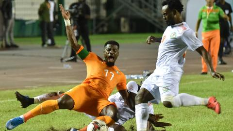 Ivory Coast lose to Ethiopia in African Cup qualifying
