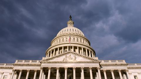 US House approves bill to avert government shutdown this week