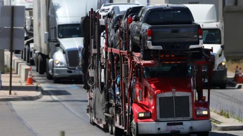 US traders concerned as Trump plans to renegotiate NAFTA