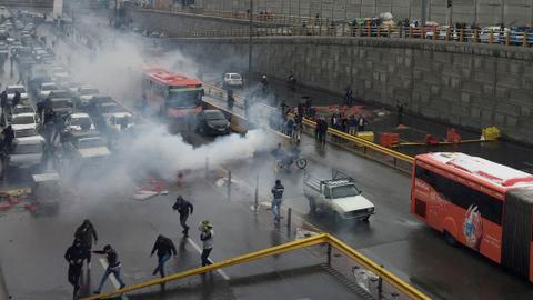 Iran disputes Amnesty report on 106 killed during anti-govt protests
