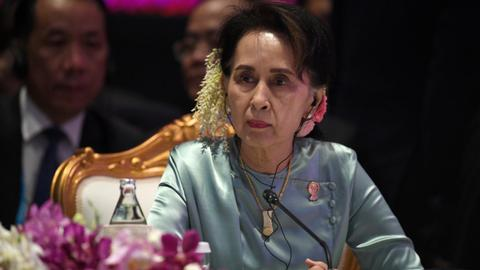 Aung San Suu Kyi to lead Myanmar defence against ICJ case
