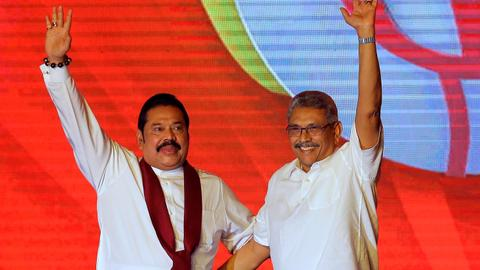 Harassment of journalists in Sri Lanka spikes following presidential poll