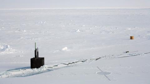 Is NATO-Russia militarisation spilling over into the Arctic?