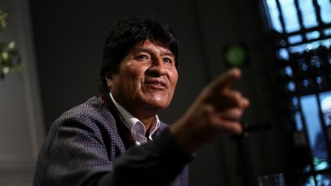 Bolivia's socialist party considers a future without Morales