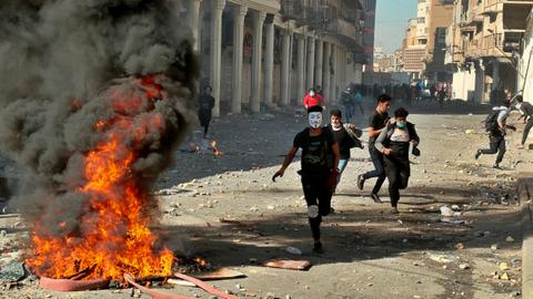Fresh clashes in Iraq leave at least three dead, 25 wounded