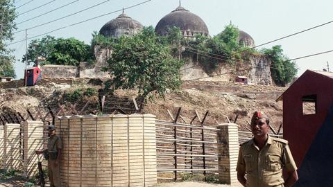 Ayodhya verdict: 'I represent the people who are not prepared to surrender'