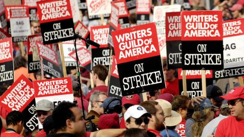 Strike averted as Writers Guild of America reaches tentative deal