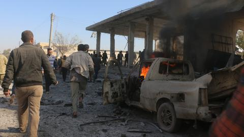 YPG/PKK car bomb kills at least 3 civilians, wounds 20 in northern Syria