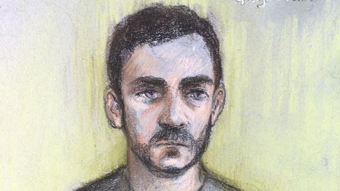 Man accused over 39 truck deaths admits immigration offense
