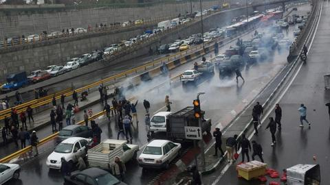 At least 143 killed in Iran protests - Amnesty International