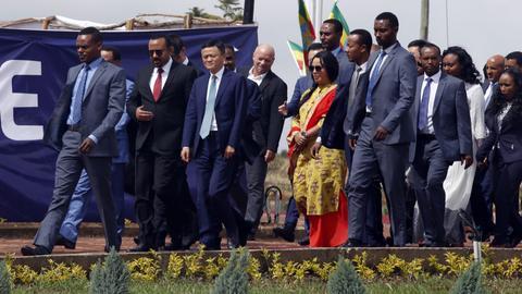 Jack Ma inaugurates e-commerce platform in Ethiopia