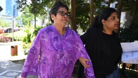 Malaysian court frees Australian grandmother in drug trafficking case