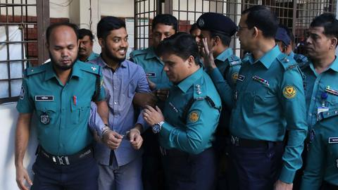 Bangladesh sentences seven to death for 2016 Dhaka cafe attack