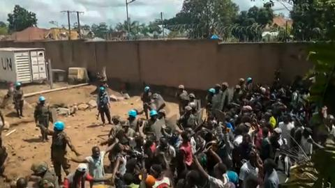 At least 19 dead in new DRC massacre