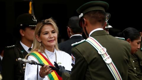 Bolivia aligns with the US, distancing itself from socialist LatAm states
