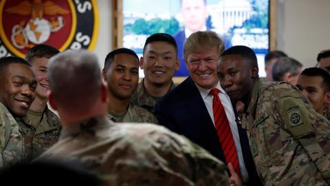 US has resumed talks with Afghan Taliban – Trump