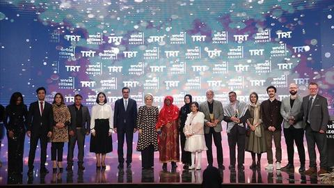 TRT World hosts World Citizen Awards