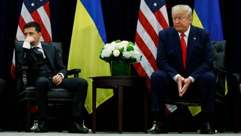 Ukraine's descent into partisan ping pong in the US benefits Russia