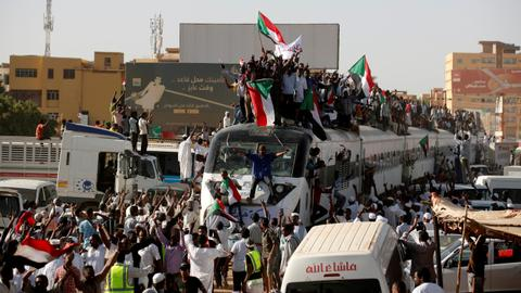 Sudan overturns moral policing law, disbands ex-ruling party