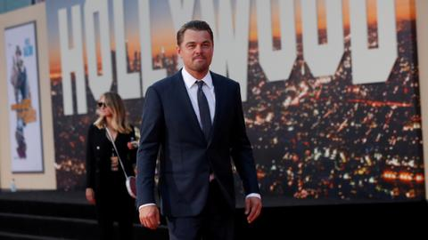 Brazil's president accuses DiCaprio of financing Amazon fires sans evidence