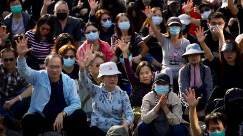 Hong Kong elders, youths vow to keep up anti-Beijing protests