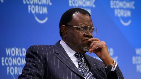 Incumbent Geingob wins Namibia presidential election