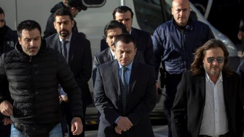 Turkey says Greek ruling on extradition of soldiers is